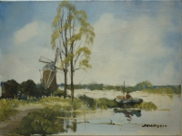 jan kelderman - visser in roeiboot4